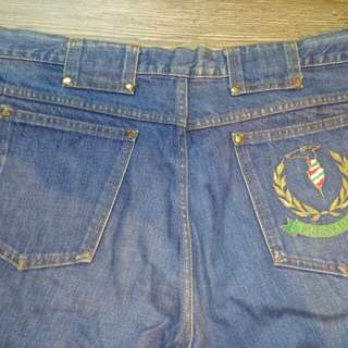 Trussardi vintage jeans(reduced price)