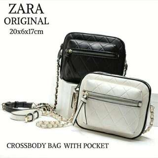 Original Zara Slingbag Pocket