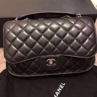 Chanel Bag 黑銀