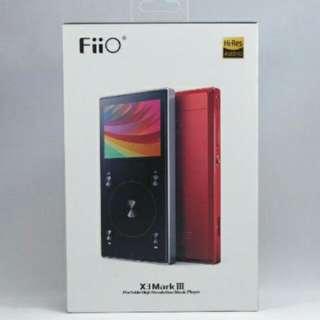 LNIB! Fiio X3iii (latest model)