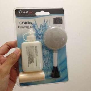 Pembersih camera baru