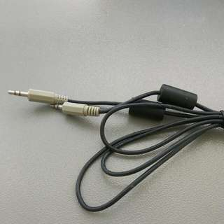 Audio cable TRS phono