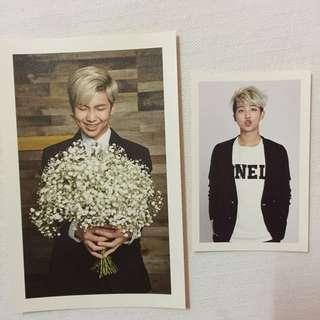 BTS 2nd Term Membership Kit - Namjoon/RM photocard