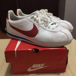 Nike Cortez Leather Sneakers Forrest Gump