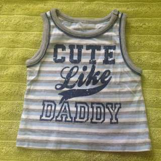 Cute like daddy sando