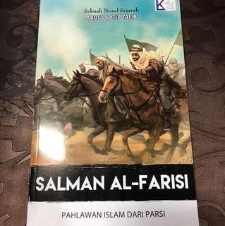 SALMAN AL-FARISI PAHLAWAN ISLAM DARI PARISI