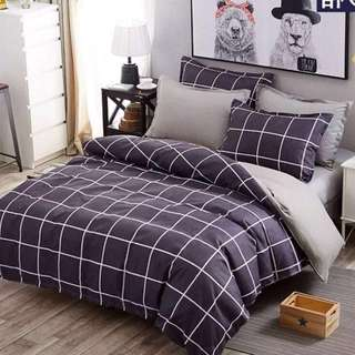 LIMITED QUEEN WITH QUILT COVER ALL NEW DESIGN BEDSHEET RIGHT NOW!