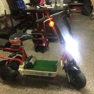 二手電動自行車