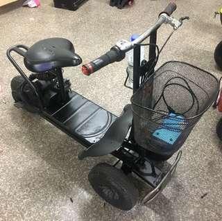 二手電動自行車(無刷馬達)