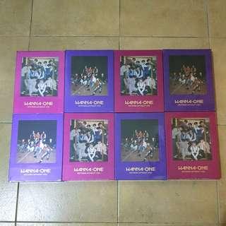 [Sealed] Wanna One Nothing Without You Album