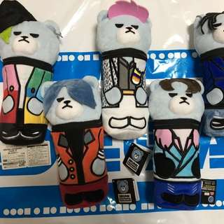 INSTOCK BIG BANG FXXK IT KRUNK PENCIL POUCH /COSMETIC CASE