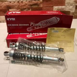 Rxz, Rxk, Honda wave.kyb rear shocks absorber