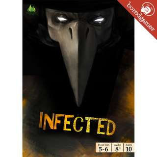 (Kickstarter) Infected Board Game