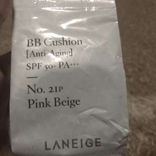 Laneige Refill BB Cushion Spf50(pink beige)