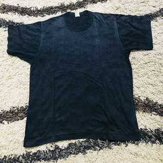 Casual black shirt Fit to L