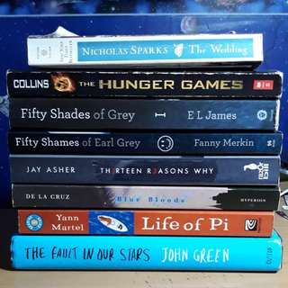 Selling Young Adult and Classic books