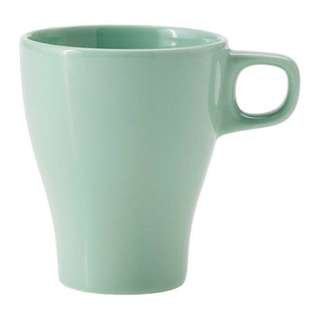 IKEA FARGRIK MUG LIGHT GREEN