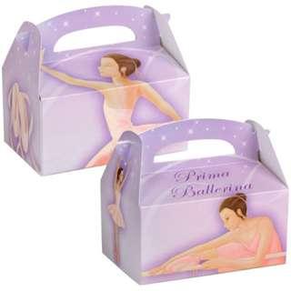 Prima ballerina Party Favor Box