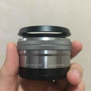 SONY 16-50mm Kitlens