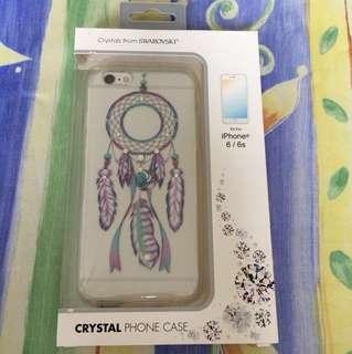 SWAROVSKI crystal phone cases iPhone 6/6s $70 (NEW)