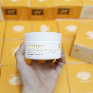 Innisfree Whitening Pore Sleeping Mask