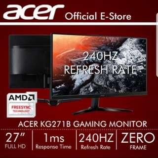 acer kg271b 240hz