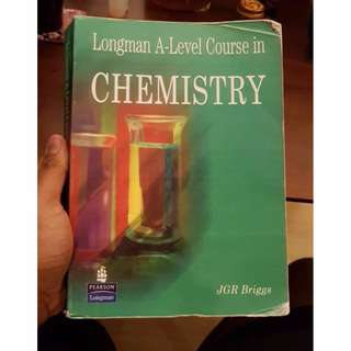 Chemistry A Levels