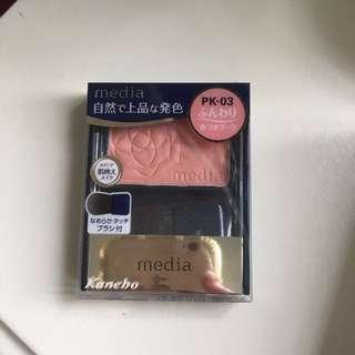 🚚 Media媚點優雅枚色修容餅PK03#我的美妝可超取