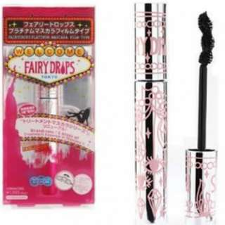 NEW Fairydrops Mascara - Volume, Lengthening, Curling, Japanese