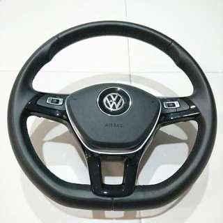 Volkswagen VW Golf MK7 Steering Wheel