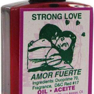 Indio strong love oil
