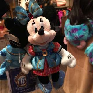 🚚 (現貨/免運)米妮吊飾 海洋迪士尼15週年