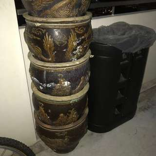 Antique Pot 18 inch per pcs $150