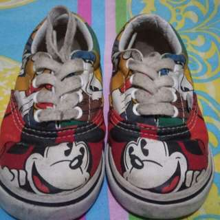 REPRICED!! VANSxDISNEY Mickey Mouse collection