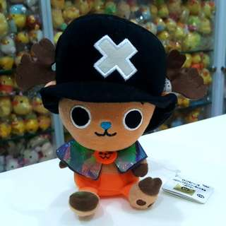 BN 2010 Japan Banpresto Halloween One Piece Tony Chopper Plush