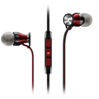 🚚 金曲音響   Sennheiser 聲海 MOMENTUM In-Ear G Android專用 線控 耳道式耳機