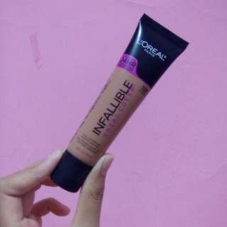 L'oreal Total Cover Foundation 308
