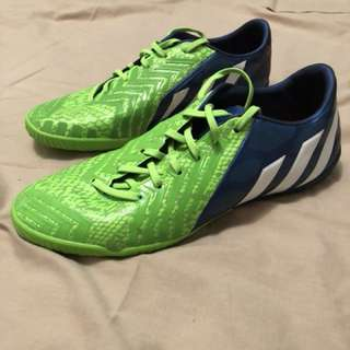 Adidas Futsal Shoes Size 10.5 US