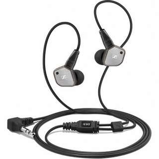 金曲音響   Sennheiser 聲海 IE80 耳道式耳機