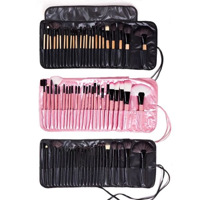 (全新)彩妝工具組24支