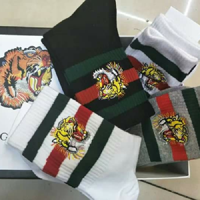 4 in 1 Gucci Socks with box