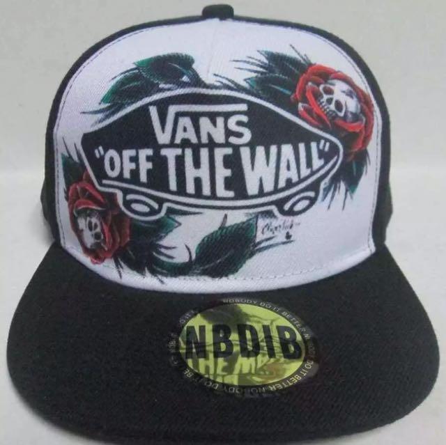 fe107ad8d3a 529 New vans off the wall SnapBack Cap  P.O