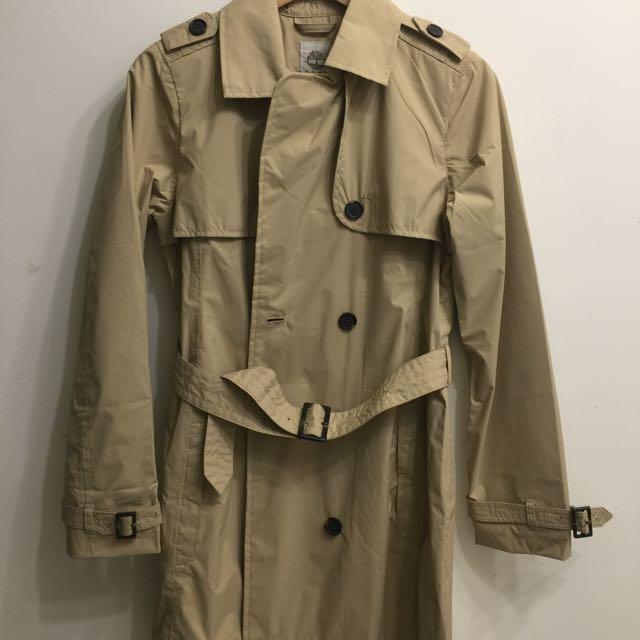 原價8900🌠正品Timberland🌠英倫卡其色風衣外套
