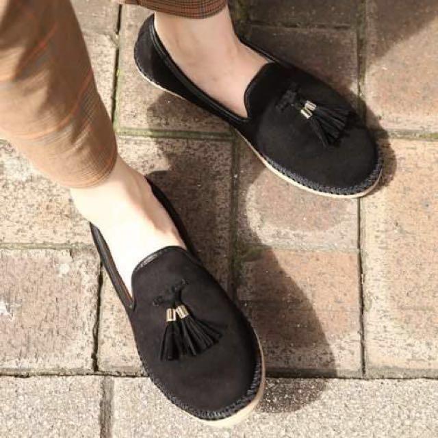 日本休閒平底鞋