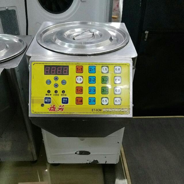 益芳果糖定量機