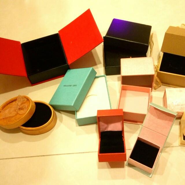 首飾珠寶送禮空盒