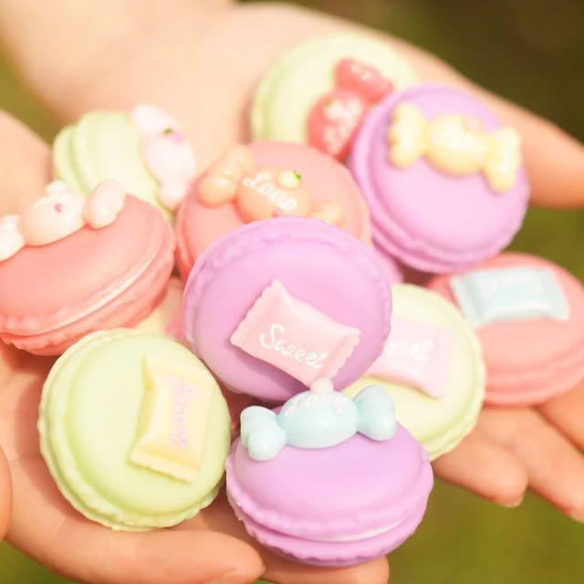 繽紛可愛的馬卡龍迷你收納盒🎀喜糖盒,姐妹禮,探房禮,二進禮,送客禮