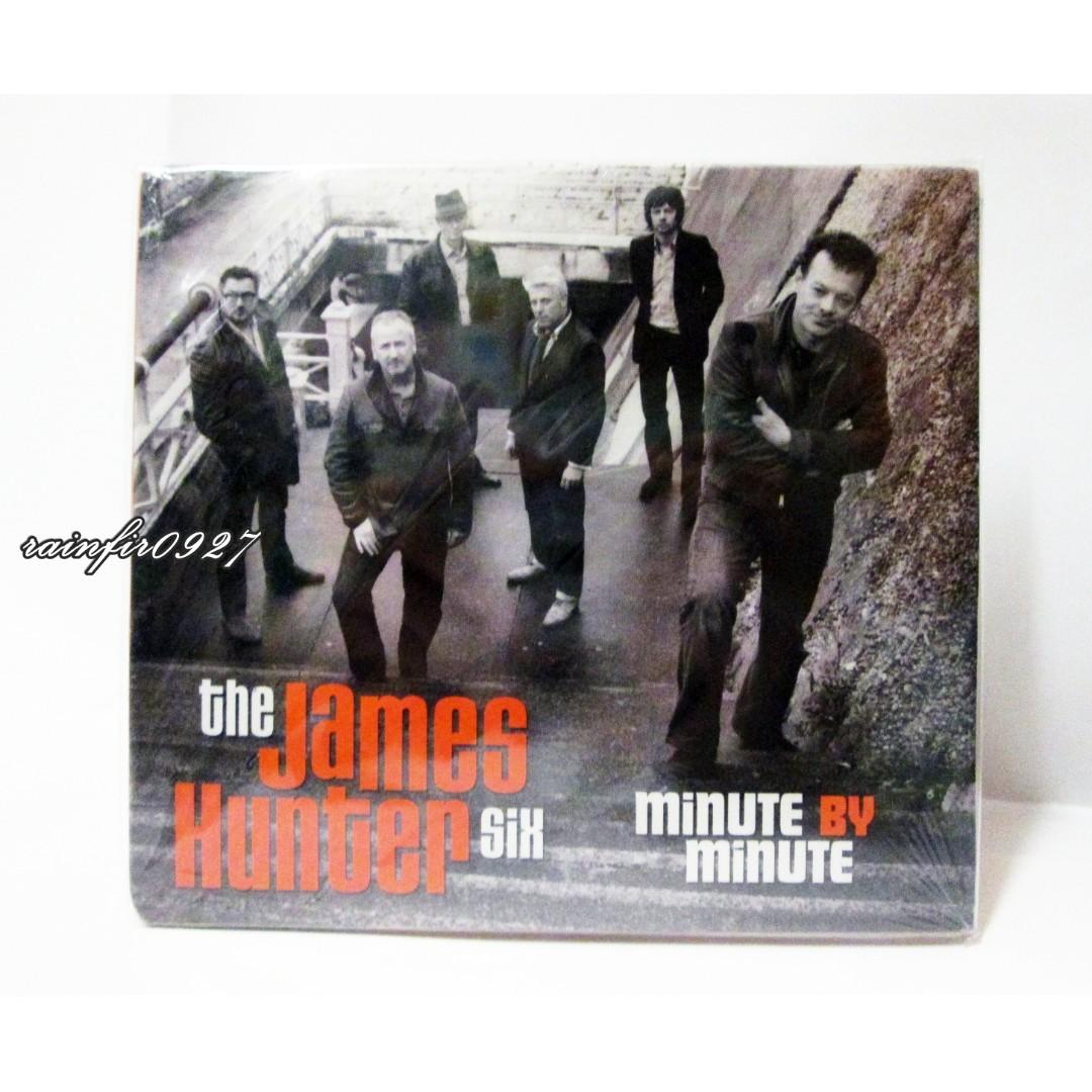 現貨 全新未拆 James Hunter Six 詹姆斯杭特 Minute by Minute 分秒必爭 德國進口專輯 CD
