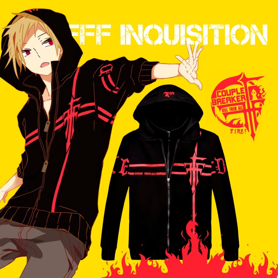 🉐 FFF Inquisition Hoodie (BakaTest)
