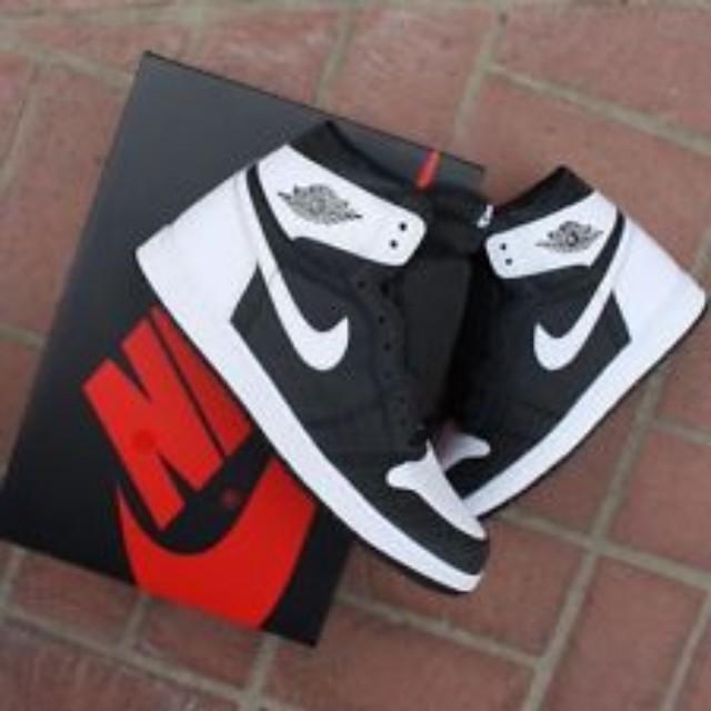 aefec52692b5a9 👟 Authentic Nike Air Jordan 1 Retro High OG